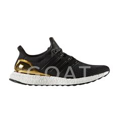the latest 1835d 630ea Ultra Boost  Gold Medal  - Adidas - BB3929 - Core Black Metallic Gold