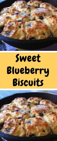 Sweet Blueberry Biscuits ~ Uses both salted & unsalted butter, & buttermilk Breakfast Items, Breakfast Dishes, Breakfast Recipes, Blueberry Breakfast, Breakfast Cake, Blueberry Biscuits, Biscuit Bread, Blueberry Recipes, Brunch Recipes