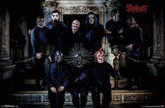 Slipknot - Portrait Poster at AllPosters.com