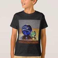 #Glass Marbles no. 3 T-Shirt - #cool #kids #shirts #child #children #toddler #toddlers #kidsfashion
