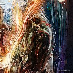 Kyle Lambert - The Thing Poster Art