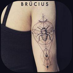 #BRÜCIUS #TATTOO #EUROPE #tour #SanFrancisco #brucius #natural #science…