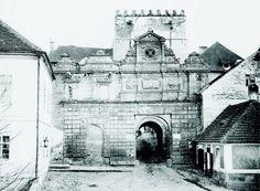 Městská Pražská brána
