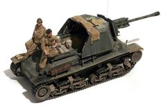 Tank Destroyer, Model Tanks, Military Modelling, Military Diorama, Chenille, Panzer, Model Ships, Armored Vehicles, Scale Models