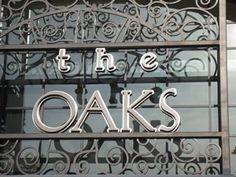 The Oaks Mall, Thousand Oaks, Los Angeles, California, USA