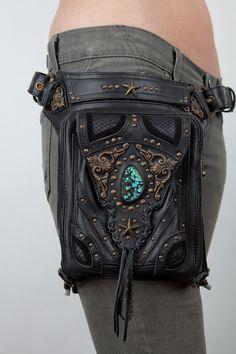 Vintage Vibes blasting bag. $349.00, via Etsy.