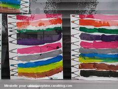 Handwriting Lines, Kindergarten, Art Plastique, Art Lessons, Art For Kids, Jewelry, Creativity, Graphing Activities, Wax Crayons