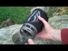▶ JetBoil Flash - Personal Cooking System (PCS) - YouTube