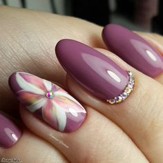 Top Collection of Nail Art Examples 2017 - Reny styles