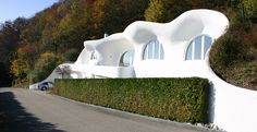 Earth Houses Lättenstrasse, Dietikon (Svizzera), architetto Peter Vetsch