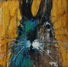 Boyfriend by Susan Easton Burns   dk Gallery   Marietta, GA   SOLD