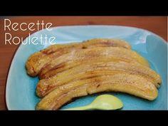 Bananes flambées - La Recette