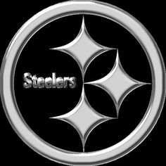 Steelers Logo Chromed by HowlingWolf79 on DeviantArt