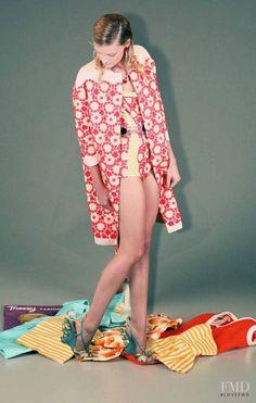 Photo feat. Kasia Struss - Prada - Spring/Summer 2012 Ready-to-Wear - Lookbook | Brands | The FMD #lovefmd