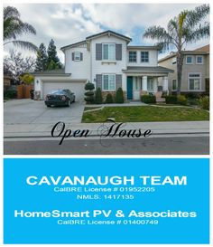Come see this Fitzpatrick Homes Jewel on Saturday 11am to 4pm. For details, call Jill @ (209) 262-8276. See you there!