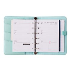 2014 LEATHER TIME PLANNER: SMALL-Kikki K