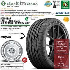 33 Best Goodyear Eagle Exhilarate All Season Performance Ideas Goodyear Eagle Goodyear Performance Tyres