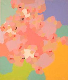 Marcel Barbeau - Sand Castles Tachisme, Marcel Barbeau, Yorkie, Castles, Abstract, Artwork, Painting, Figurative, Art