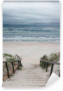 Fotomural Pixerstick Beach - Mar Báltico