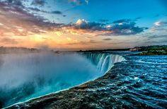 The Edge, Niagara Falls, Canada.