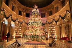 Vaux le Vicomte fête Noël - Château de Vaux le Vicomte