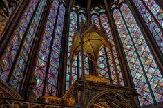 Na de foto en uitleg over de Sainte Chapelle die je hier kan vinden, was…...