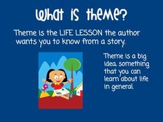 This is a power point I used with my third-graders to teach finding the THEME of a text. Examples, descriptions, and interactive practice is included in the power point.