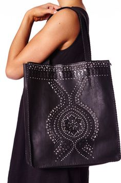 Odd Molly's leatherette bag is on my list for Santa!