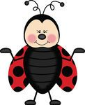 Cartoon Ladybird | Ladybug Vector Clip Art Illustrations. 3,359 Ladybug clipart EPS ...