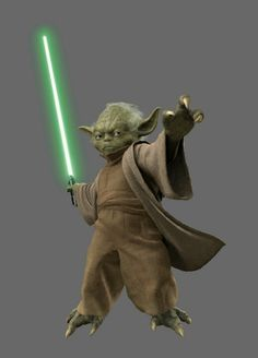 May we have the first dance Yoda?