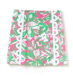 lilly pulitzer lace trim - Google Search