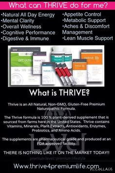 #thrive #thriveforlife #lovinglife #nutritionfirst #fitness #healthy #health #nutritionfromwithin #thirver #thiver4life #askmehow #askmewhy #joinmeorwatchme #ithrive #levelthrive #level #thrivelevel #dft #sgtmove #thrivelife #askmehow #easyas123 #123thrive #123 #smarternotharder www.KDonegan.Le-V...