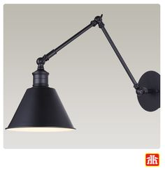 Add a modern touch to any space in your home with this adjustable light.