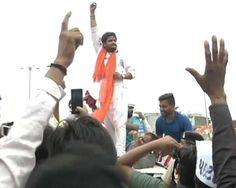 जेल से छूटते ही बोले हार्दिक पटेल- 'काम का तरीका बदलूंगा, तेवर नहीं'  http://www.jagran.com/videos/news/national-hardik-patel-released-from-lajpore-central-jail-v21173.html #hindivideos