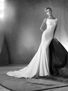 Emery wedding dress by Pronovias