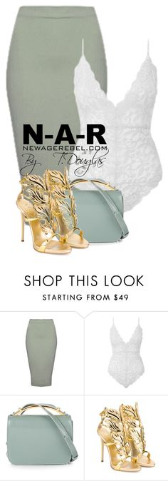 """Untitled #689"" by newagerebel ❤ liked on Polyvore featuring Marni and Giuseppe Zanotti"