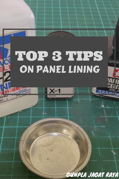 Top 3 Tips on Adding Panel Lines