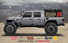 New Jeep Truck, Jeep Pickup, Jeep 4x4, Jeep Wrangler Rubicon, Jeep Wrangler Unlimited, Cool Jeeps, Cool Trucks, Carros Suv, Badass Jeep