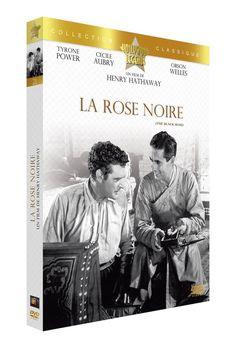 ROSE NOIRE (LA)  - DVD  NEUF