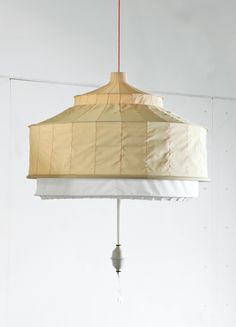 TentLamp by Lotty Lindeman.