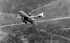 vintage everyday: 40 Amazing Vintage Photographs Captured Aerial Warfare of World War I
