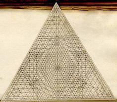 curious mathematical forms (1670)
