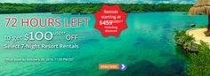 Check out the Great Deals on Vacation Packages, Cruises and a whole lot More! Book it Today! http://www.shareasale.com/r.cfm?B=502789&U=1233420&M=48063&urllink=