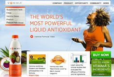 Vemma's revolutionary formula available online. 65 plant-sourced minerals 12 full spectrum vitamins A-E in a 2 ounce formula