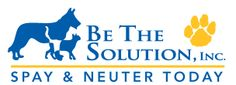 Be The Solution, Inc. was established as a nonprofit organization in 2007 by Gerry and Tim Phipps due to their concern about the growing pet overpopulation problem in Tallahassee.