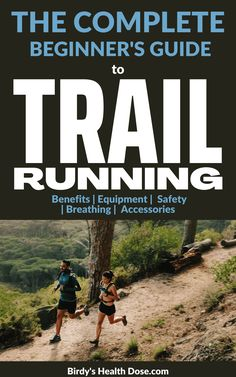 Trail running requires body and mind training. The trails lead beyond the beaten paths, on country roads, over hills and valleys. Today I thought of compiling for you the complete beginner's guide for trail running - benefits, equipment, safety, breathing, accessories.