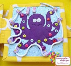 Baby Toys Felt Quiet Book Patterns 15 Ideas For 2019 - Felt crafts - Babybaby web Diy Quiet Books, Baby Quiet Book, Felt Quiet Books, Quiet Book Templates, Quiet Book Patterns, Felt Diy, Felt Crafts, Book Crafts, Best Baby Toys