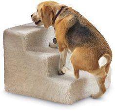 Home-X Doggy Steps, Pet Stairs Home-X http://www.amazon.com/dp/B00ELQ4PIM/ref=cm_sw_r_pi_dp_rpYVwb0V78H2E