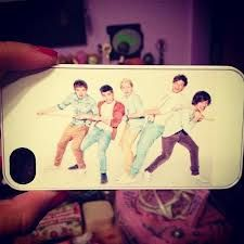 one direction phone case:)