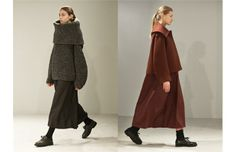 Olsen sisters present luxurious winter wear